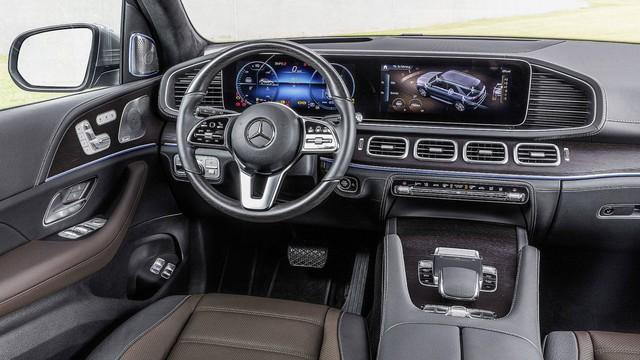 Ra mắt Mercedes-Benz GLE 2019: Thiết kế mượt mà, công nghệ vượt trội - Ảnh 6.