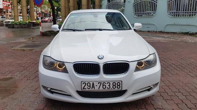 Rao bán dưới 500 triệu, BMW 320i cũ rẻ như Hyundai i10 sedan mua mới