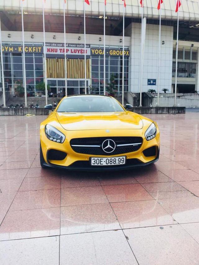 Nữ đại gia Hải Phòng bán Mercedes-Benz AMG GT-S Edition 1 màu vàng độc nhất Việt Nam sau 5.000 km - Ảnh 4.