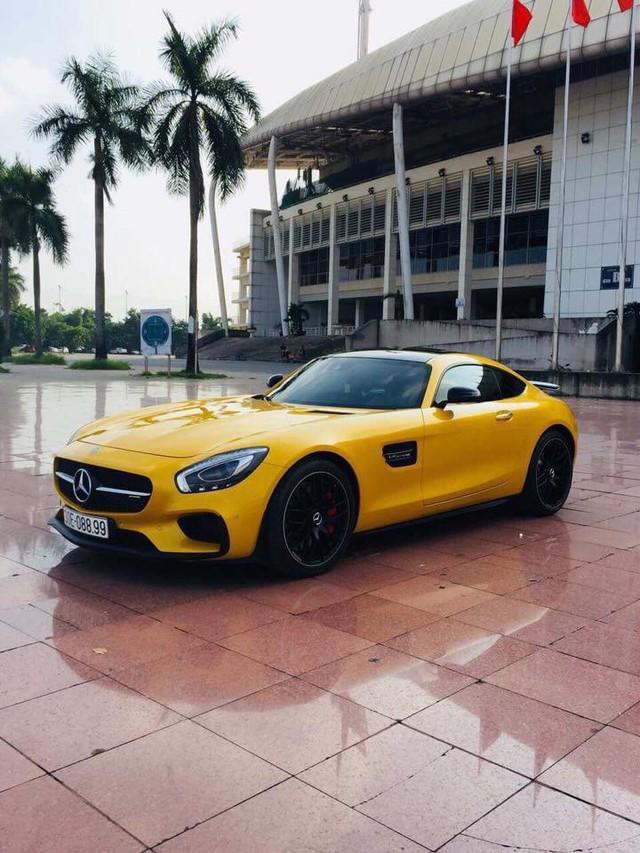 Nữ đại gia Hải Phòng bán Mercedes-Benz AMG GT-S Edition 1 màu vàng độc nhất Việt Nam sau 5.000 km - Ảnh 6.