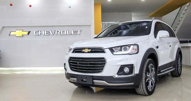 Sắp về tay VinFast, Chevrolet Việt Nam dừng bán một loạt xe lắp ráp - Ảnh 1.