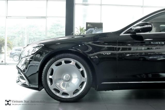 Mercedes-Maybach S 650 đầu tiên về Việt Nam, giá 14,5 tỷ đồng - Ảnh 4.