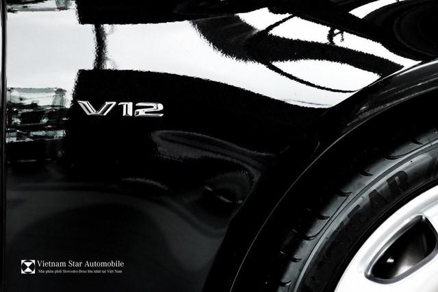 Mercedes-Maybach S 650 đầu tiên về Việt Nam, giá 14,5 tỷ đồng - Ảnh 8.