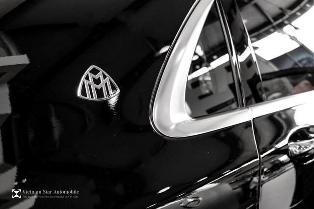 Mercedes-Maybach S 650 đầu tiên về Việt Nam, giá 14,5 tỷ đồng - Ảnh 7.