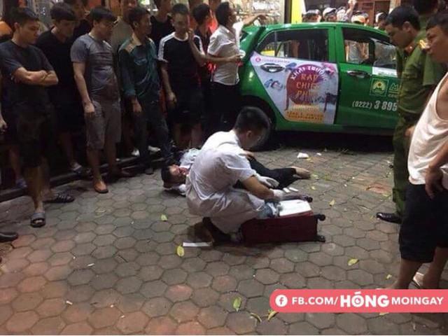 Clip về vụ tai nạn kinh hoàng, gây xôn xao tối hôm qua ở Bắc Ninh - Ảnh 5.
