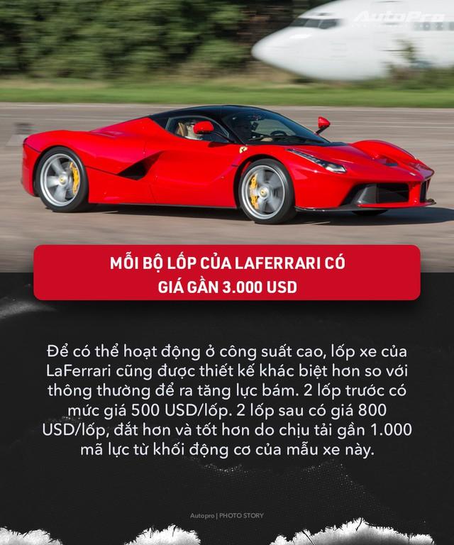 LaFerrari có thể chạy lộn ngược và những điều ít ai biết về siêu xe hàng hiếm của Ferrari - Ảnh 3.