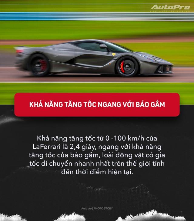 LaFerrari có thể chạy lộn ngược và những điều ít ai biết về siêu xe hàng hiếm của Ferrari - Ảnh 5.