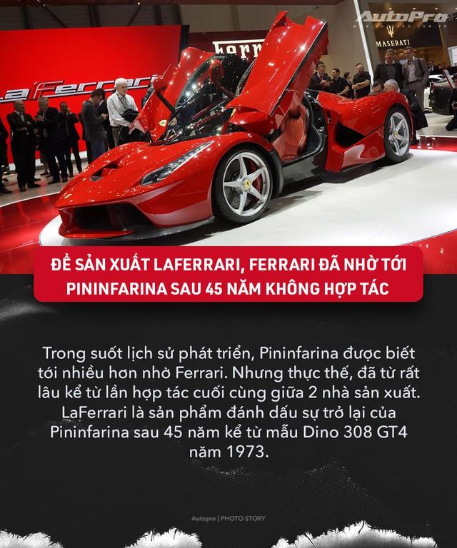 LaFerrari có thể chạy lộn ngược và những điều ít ai biết về siêu xe hàng hiếm của Ferrari - Ảnh 6.