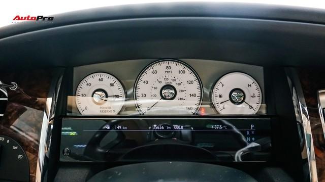 Lên sàn xe cũ, Rolls-Royce Ghost vẫn đắt ngang 2 chiếc Mercedes-Benz S-Class đập hộp - Ảnh 7.