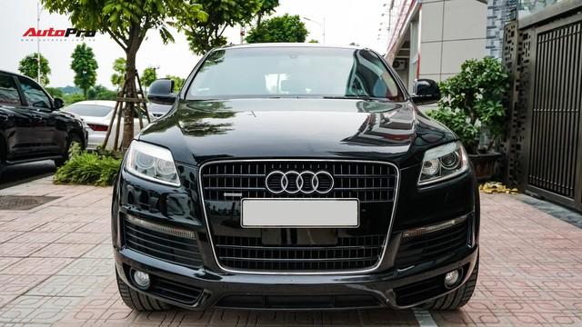 Qua thời đỉnh cao, Audi Q7 10 năm tuổi có giá dưới 700 triệu đồng - Ảnh 18.