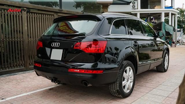 Qua thời đỉnh cao, Audi Q7 10 năm tuổi có giá dưới 700 triệu đồng - Ảnh 5.