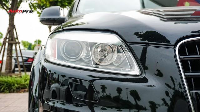 Qua thời đỉnh cao, Audi Q7 10 năm tuổi có giá dưới 700 triệu đồng - Ảnh 2.