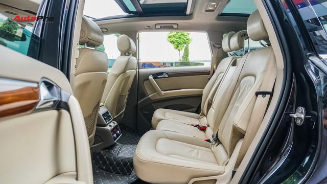 Qua thời đỉnh cao, Audi Q7 10 năm tuổi có giá dưới 700 triệu đồng - Ảnh 15.