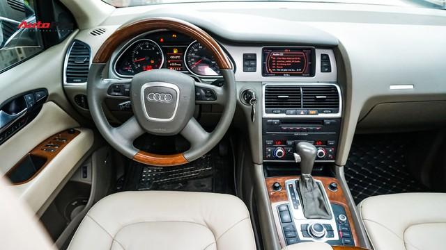 Qua thời đỉnh cao, Audi Q7 10 năm tuổi có giá dưới 700 triệu đồng - Ảnh 12.