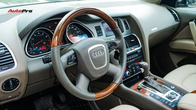 Qua thời đỉnh cao, Audi Q7 10 năm tuổi có giá dưới 700 triệu đồng - Ảnh 9.