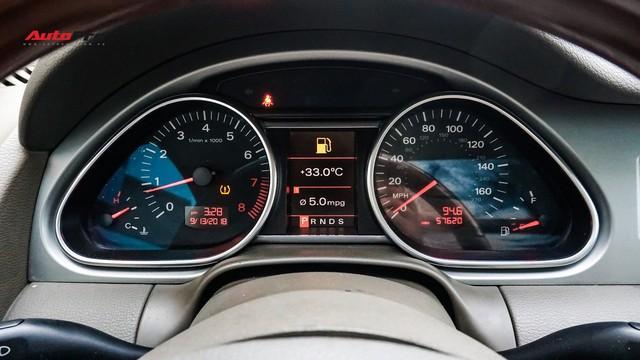 Qua thời đỉnh cao, Audi Q7 10 năm tuổi có giá dưới 700 triệu đồng - Ảnh 10.