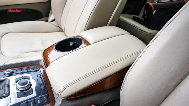 Qua thời đỉnh cao, Audi Q7 10 năm tuổi có giá dưới 700 triệu đồng - Ảnh 14.