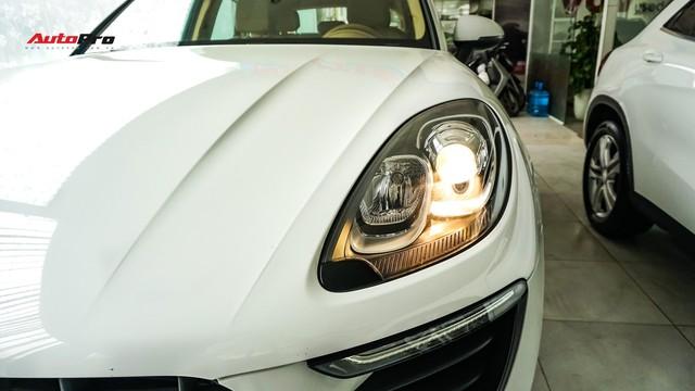 Sau 20.000 km, Porsche Macan hạ giá còn 2,8 tỷ đồng - Ảnh 2.