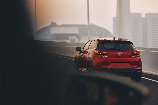 Mazda CX-3 lột xác để cạnh tranh Honda HR-V, Hyundai Kona - Ảnh 2.