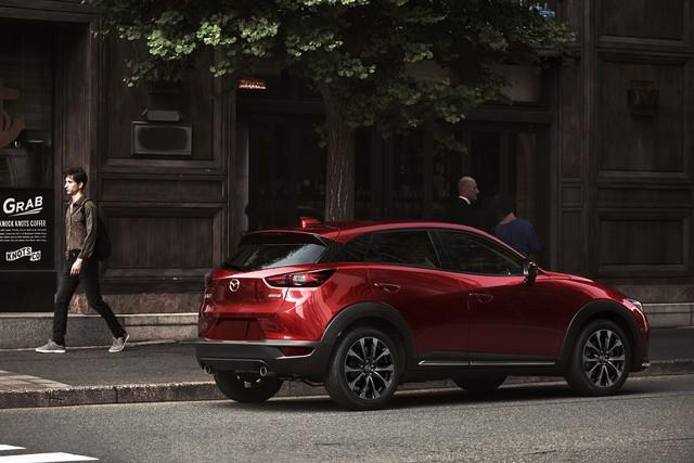 Mazda CX-3 lột xác để cạnh tranh Honda HR-V, Hyundai Kona - Ảnh 1.