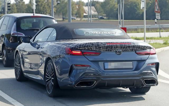 BMW 8-Series mui trần hoàn chỉnh 95% lộ ảnh nóng - Ảnh 3.