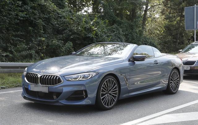 BMW 8-Series mui trần hoàn chỉnh 95% lộ ảnh nóng - Ảnh 5.