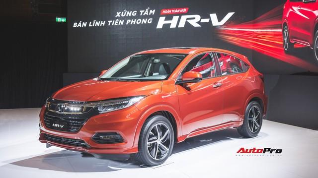 Honda HR-V chốt giá từ 786 triệu đồng - Cuộc đua cân não với Hyundai Kona tại Việt Nam
