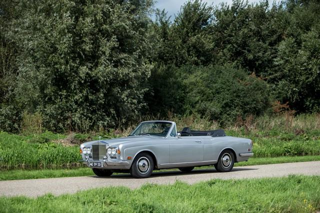 Hé lộ siêu phẩm mới Rolls-Royce Silent Shadow: Cái tên gợi mở nhiều điều - Ảnh 1.