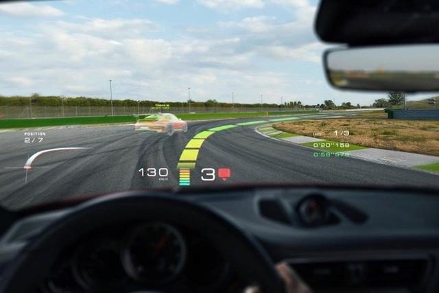 Porsche, Hyundai tìm đến nhà sản xuất màn hình HUD siêu xịn - Ảnh 3.