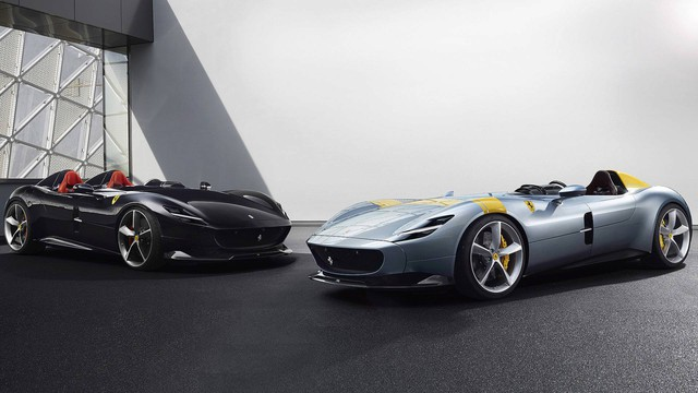 Đặt siêu xe Ferrari đặc biệt, các đại gia phải chờ 5 năm - Ảnh 1.