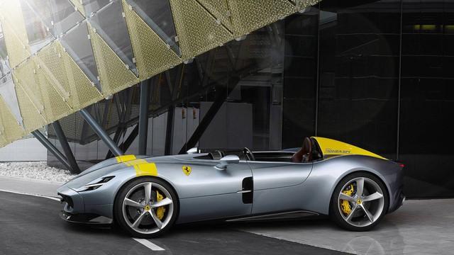 Ferrari chính thức trình làng 2 phiên bản đặc biệt cùng lúc với tên gọi Monza - Ảnh 2.