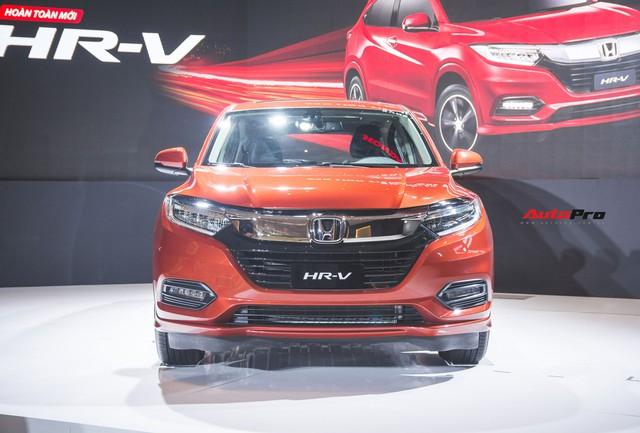 Đánh giá nhanh Honda HR-V giá 871 triệu đồng: Đẹp, độc và đắt - Ảnh 14.