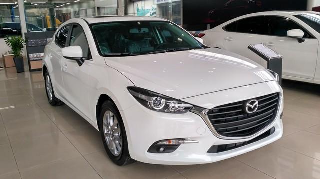Bảng giá xe Mazda tháng 9/2018