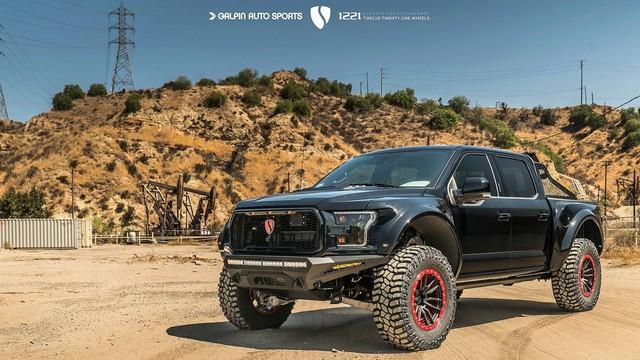 Ford Raptor S: Rolls-Royce của bán tải - Ảnh 2.