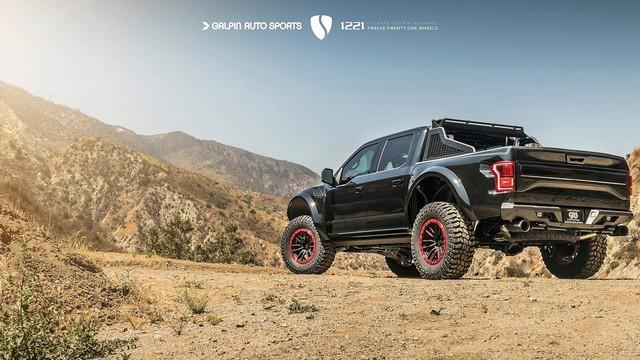 Ford Raptor S: Rolls-Royce của bán tải - Ảnh 3.