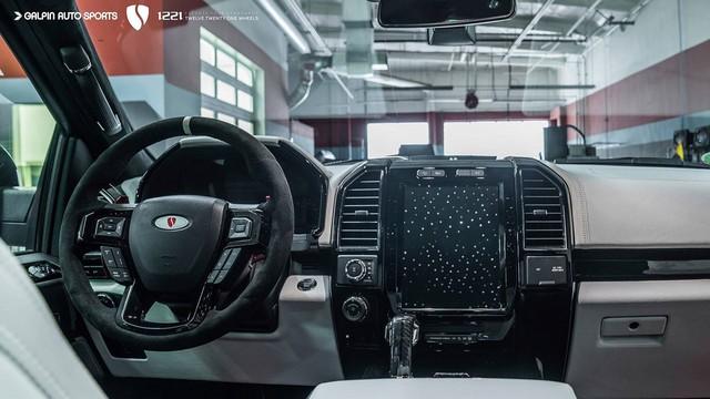 Ford Raptor S: Rolls-Royce của bán tải - Ảnh 4.