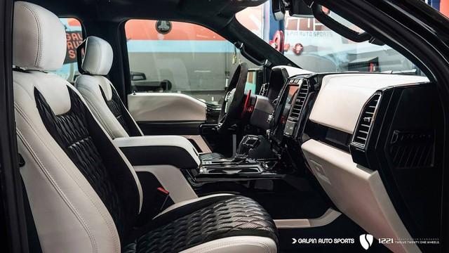 Ford Raptor S: Rolls-Royce của bán tải - Ảnh 5.