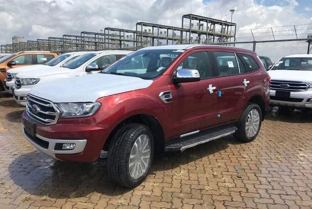 Giá xe đã tăng, khách mua Ford Explorer 2018 còn phải bỏ thêm hơn 200 triệu đồng mua gói bổ sung - Ảnh 2.