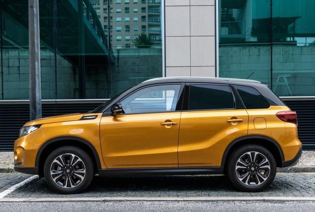 Suzuki Vitara 2019 lộ diện hoàn toàn trước ngày ra mắt - Ảnh 2.