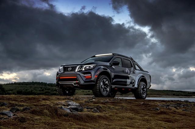 Những điều cần biết về Nissan Navara đời mới ra mắt trong năm sau: Sang xịn hơn để đấu Ford Ranger - Ảnh 3.