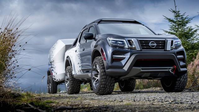 Nissan Navara có thể có phiên bản đấu Ford Ranger Raptor - Ảnh 1.