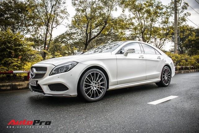Siêu hiếm tại Việt Nam, Mercedes-Benz CLS 500 vẫn bán lỗ gần 2 tỷ đồng - Ảnh 15.