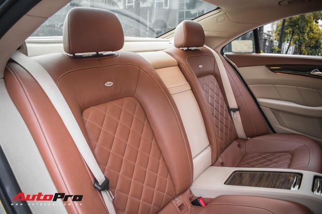 Siêu hiếm tại Việt Nam, Mercedes-Benz CLS 500 vẫn bán lỗ gần 2 tỷ đồng - Ảnh 12.