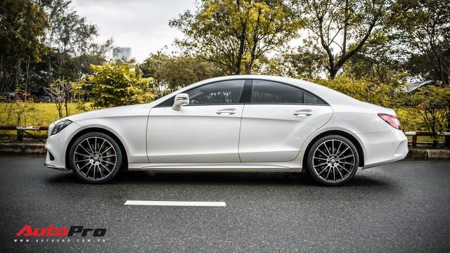 Siêu hiếm tại Việt Nam, Mercedes-Benz CLS 500 vẫn bán lỗ gần 2 tỷ đồng - Ảnh 3.
