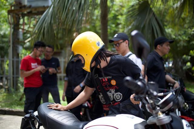Dàn phân khối lớn Hà Nội tổ chức offline hoành tráng cuối tuần - Ảnh 4.