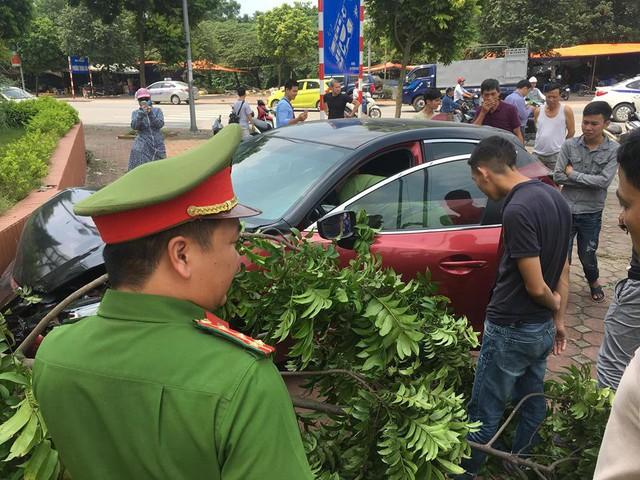 Chiếc Mazda3 tai tiếng tại Hà Nội gặp nạn nghiêm trọng, tài xế từng dương tính với ma tuý - Ảnh 3.