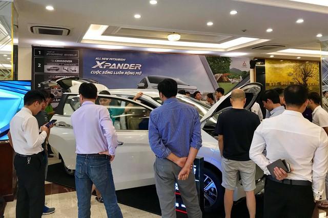 """Mitsubishi Xpander bán chạy kỷ lục, gia nhập """"câu lạc bộ"""" nghìn xe, thống trị phân khúc - Ảnh 5."""