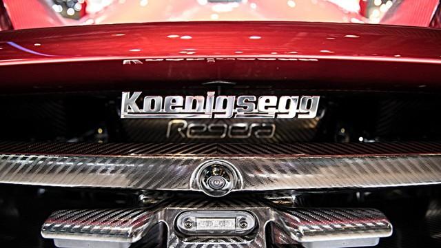 Sau gần nửa thập kỷ trình làng, siêu xe Koenigsegg Regera đầu tiên đã tới tay khách hàng - Ảnh 1.
