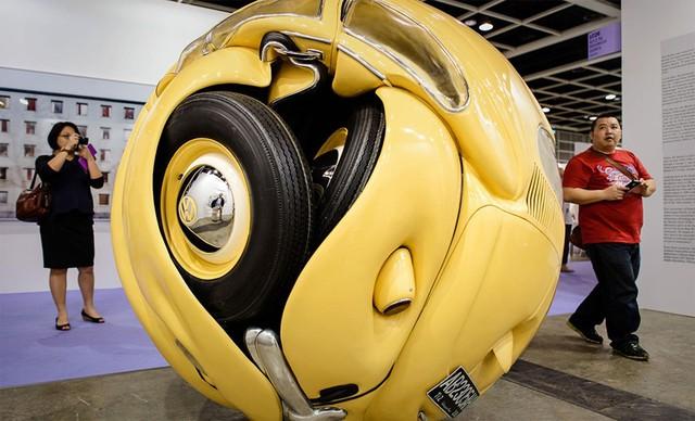 5 sáng tạo sẽ khiến bạn thay đổi góc nhìn về ô tô - Ảnh 1.