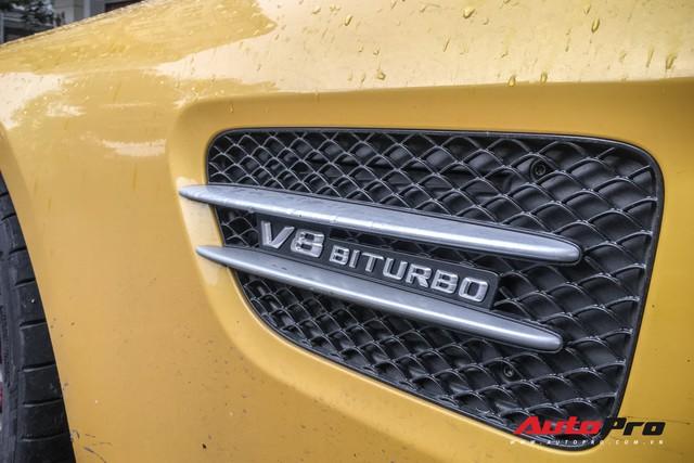 Nữ đại gia Sài Gòn đeo biển cho Mercedes-AMG GT S màu vàng đầu tiên tại Việt Nam - Ảnh 17.